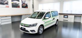 ABT e-Caddy: Die elektrische Alternative zum Diesel-Nutzfahrzeug