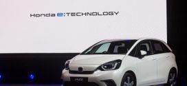 In den nächsten drei Jahren kommen sechs elektrifizierte Honda für Europa