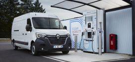 Zwei Renault Nutzfahrzeuge kommen mit Brennstoffzellentechnik
