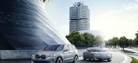 BMW iX3: Das erste vollelektrische SUV der Marke startet 2020