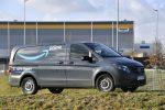 Mercedes-Benz eVito Transporter von Amazon