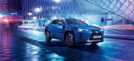 Lexus UX 300e: Erstes Elektroauto der Marke wird in Genf gezeigt