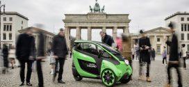 Toyota i-Road wird jetzt auch in Berlin getestet