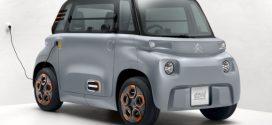 Citroen AMI: Rein elektrisches Mopedauto für die Stadt