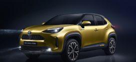 Kleinwagen-SUV: Toyota Yaris Cross mit Hybridantrieb kommt ab 2021