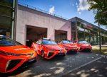 4 Toyota Mirai für die Berliner Feuerwehr