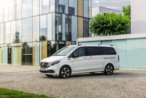 Mercedes-Benz EQV: Verkaufsstart für die elektrische Großraumlimousine
