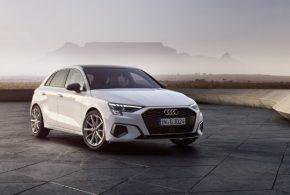 Neue Erdgas-Generation: Der Audi A3 Sportback 30 g-tron