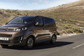 E-Auto für bis zu 9 Personen: Der Citroën ë-SpaceTourer ist bestellbar