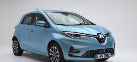 Meilenstein: 40.000 verkaufte Renault ZOE seit Marktstart in Deutschland